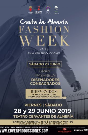 COSTA DE ALMERÍA FASHION WEEK