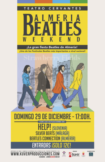 ALMERÍA BEATLES WEEKEND